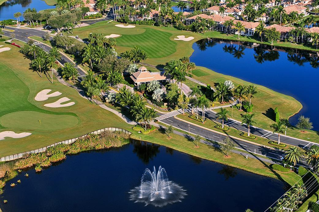 Country Club Homes in West Boca Raton