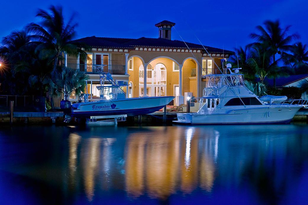 Intracoastal Homes in West Boca Raton
